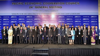 APEC: PECC general meeting focuses on regional growth prospects