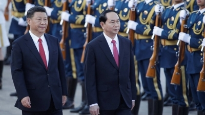May 15-21: President Tran Dai Quang concludes State visit to China