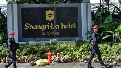 16th Shangri-La Dialogue underway in Singapore