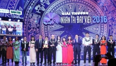 Awards launched to honour Vietnamese talents
