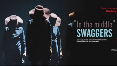 French hip-hop group Swaggers to shake Hanoi stage