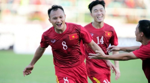 Vietnam football team up in world football rankings