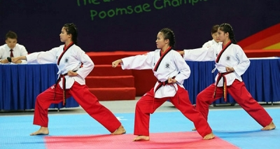Vietnam claims four gold medals at Asian cadet taekwondo championships