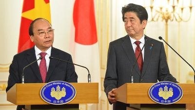 June 5-11: Vietnamese prime minister visits Japan