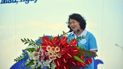 Vice President joins activities in response to Vietnam Sea and Island Week 2017