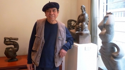 Sculptor Ta Quang Bao: I can assert myself only through art