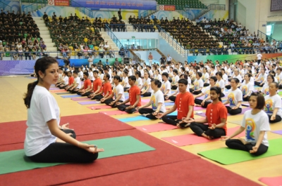 International Yoga Day to be held in Vietnam