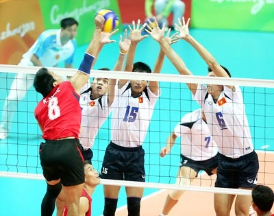 Vietnam to host Asian Men's Club Volleyball Championship
