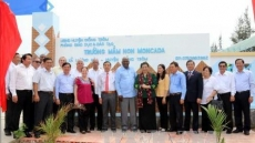 Cuban National Assembly Chairman visits Ben Tre