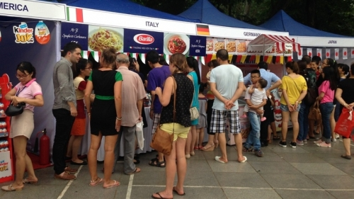 Hanoi exchange programme for culinary culture opens