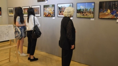 Exhibition on Vietnam's land and people held in Russia
