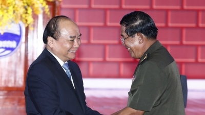 Unceasingly fostering the traditional friendship and comprehensive cooperation between Vietnam and Cambodia