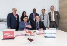 Vietjet and Safran sign SFCO2 agreement