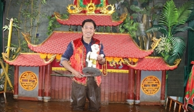 Vietnam's water puppetry to be introduced to RoK audience