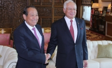 Vietnam, Malaysia to discuss signing of fishery agreement