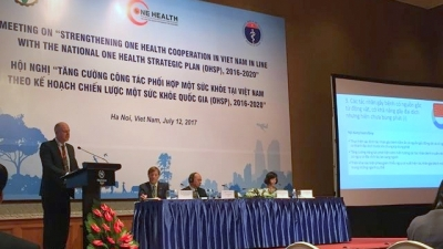 Seminar discusses strengthening One Health Cooperation in Vietnam