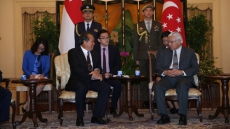 Vietnam, Singapore share concerns over terrorism