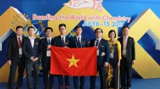 Vietnam reaps high results at int'l chemistry Olympiad