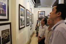 Photo exhibition highlights Hanoi's architecture