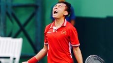 Vietnamese tennis star wins doubles title at China F12 Futures