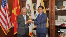 Hanoi seeks stronger cooperation with Utah, San Francisco