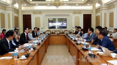 HCM City vows to work with RoK to prepare for Gyeongju expo
