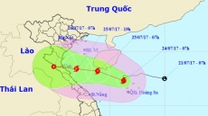 Localities brace for fourth storm in East Sea