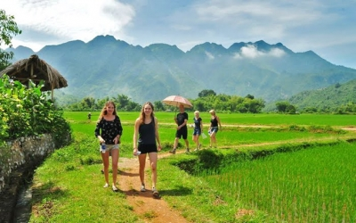 Vietnam hosts over 1 million foreign visitors in July