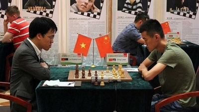 Le Quang Liem achieves career-best FIDE world ranking