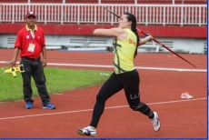 Vietnamese athletes set two records in international event