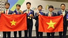 2017 Olympiads a victory for Vietnamese brainpower