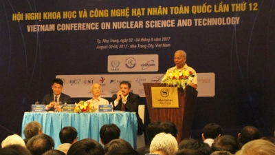 IAEA experts attend Vietnam conference on nuclear science and technology