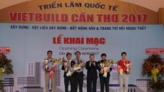 Vietbuild Can Tho Exhibition kicks off
