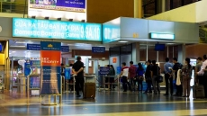Over 55 million passengers arrive through airports during first seven months