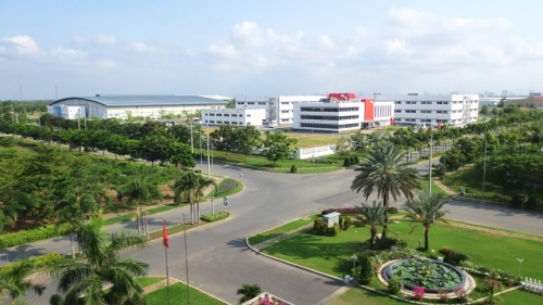 Vietnam's industrial park occupancy rate reaches almost 73%