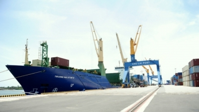 Chu Lai port progresses towards logistics centre in Central Vietnam