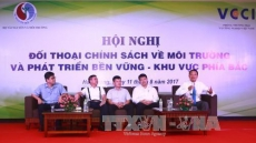 Policy dialogue on sustainable development held in Hai Phong
