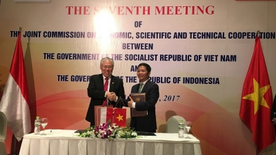 Vietnam and Indonesia target US$10 billion trade by 2020
