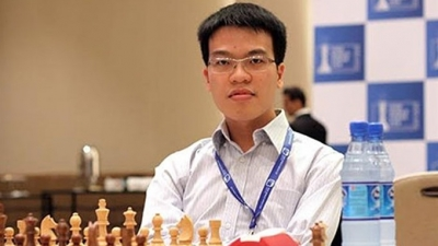 Liem tops US chess event