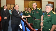 PM shows gratitude to former Truong Son veterans