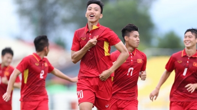 U22 Vietnam make dream start to 29th SEA Games