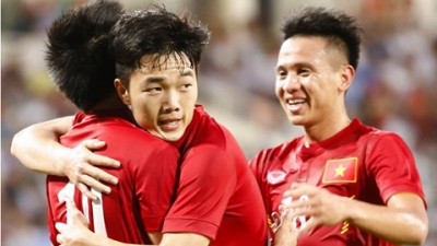 Vietnam remain no. 3 in FIFA's Southeast Asia rankings