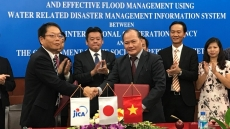 Japan assists Vietnam in reservoir operation and effective flood management