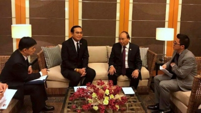 Deepening Vietnam-Thailand strategic partnership