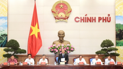 PM urges accelerating administrative procedure reform to bolster growth