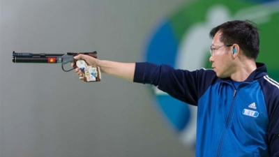 SEA Games 29: Vietnamese shooters aim for three golds