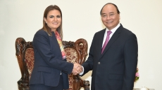 PM urges Vietnam and Egypt to increase two-way trade