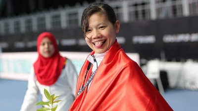 Anh Vien wins seventh gold, 15-year-old Kim Son makes perfect SEA Games debut