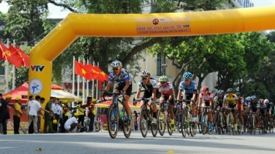 International trans-nation cycling tournament kicks off