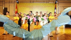 Vietnam's National Day marked in Laos